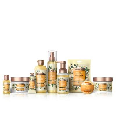 Beloved Patchouli & Orange Flower Bath and Body Collection
