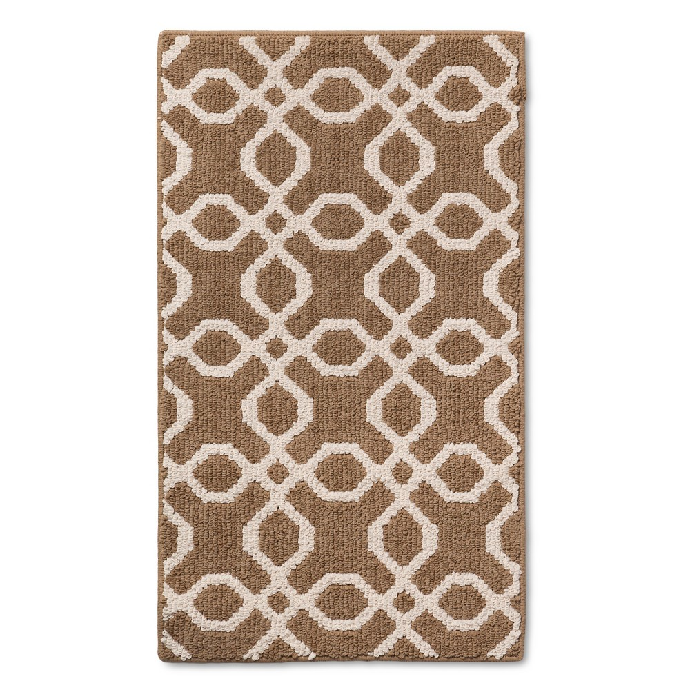 Accent Rug Tan
