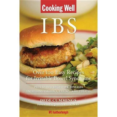Cooking Well: Ibs - by  Dede Cummings (Paperback) - image 1 of 1