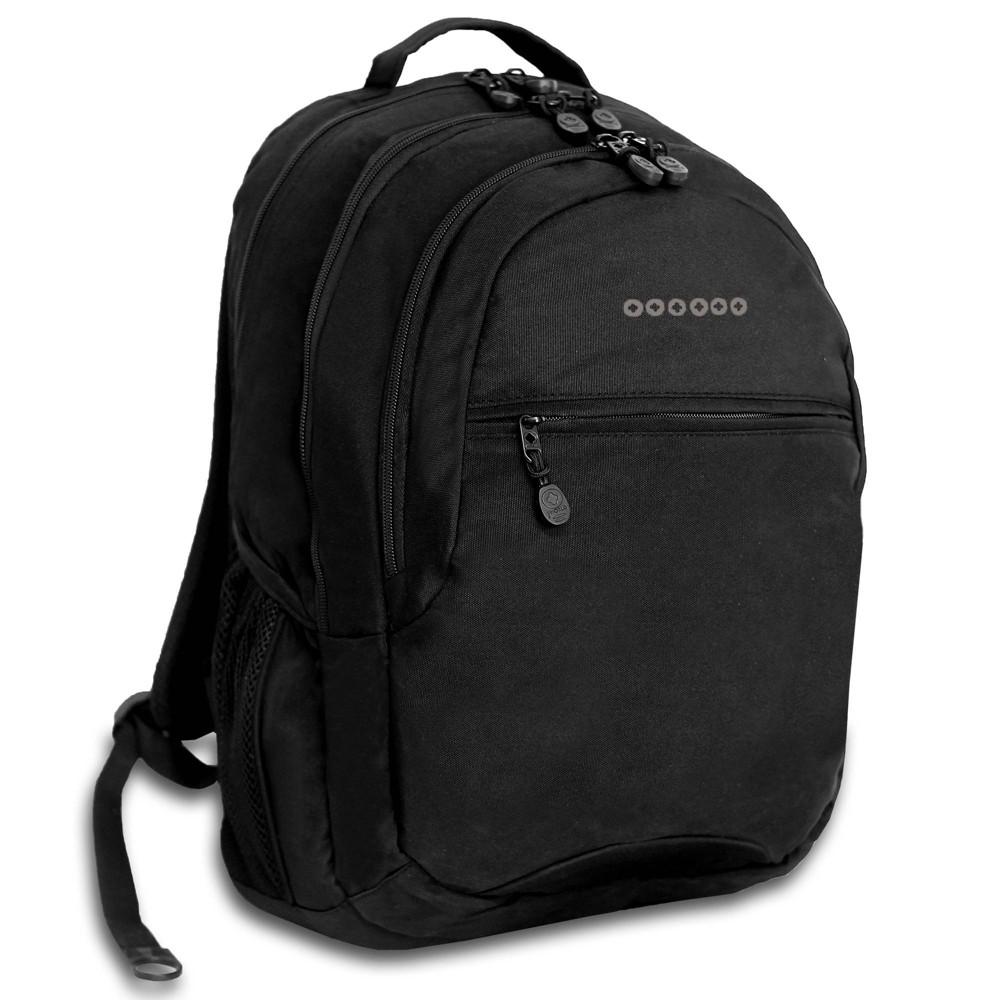 J World 19 Cornelia Laptop Backpack Black