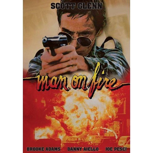 Man On Fire (DVD)(2016) - image 1 of 1