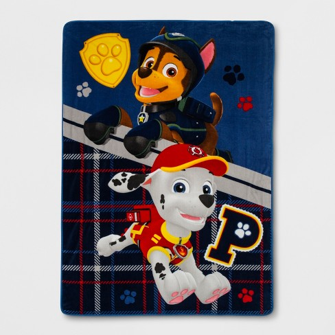 PAW Patrol Twin Bed Blanket - image 1 of 3