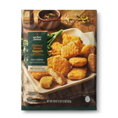 Chicken Nuggets 29oz Archer Farms Target