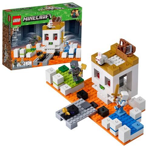 LEGO Minecraft The Skull Arena 21145 - image 1 of 4