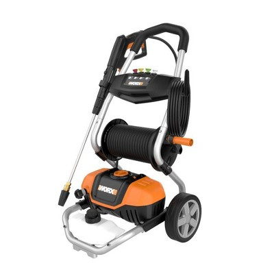 WORX 1600 PSI 13A Pressure Washer