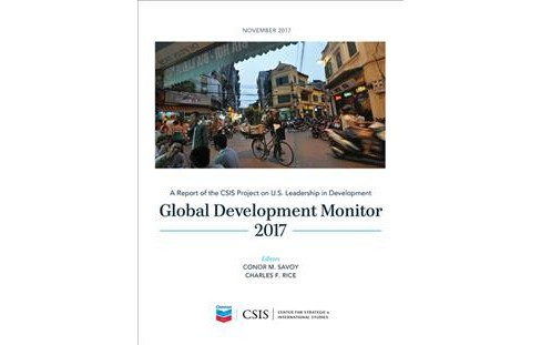Global Development Monitor 2017 (Paperback) - image 1 of 1