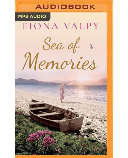Sea of Memories -  by Fiona Valpy (MP3-CD) - image 1 of 1