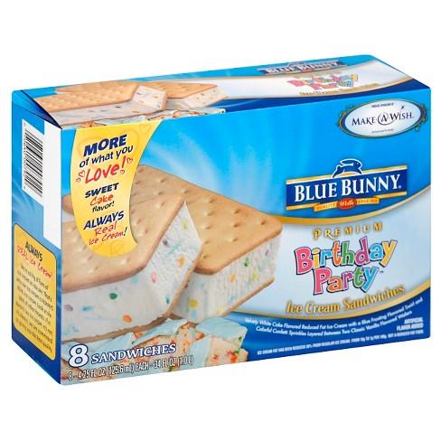 Blue Bunny Ice Cream Cakes Michaelieclark