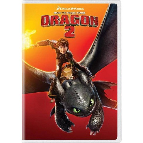How To Train Your Dragon 2 (New Artwork) (DVD) - image 1 of 1