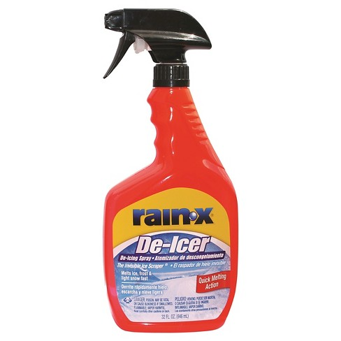 Rain-X - 32oz - Automotive De-Icer - Orange - image 1 of 1