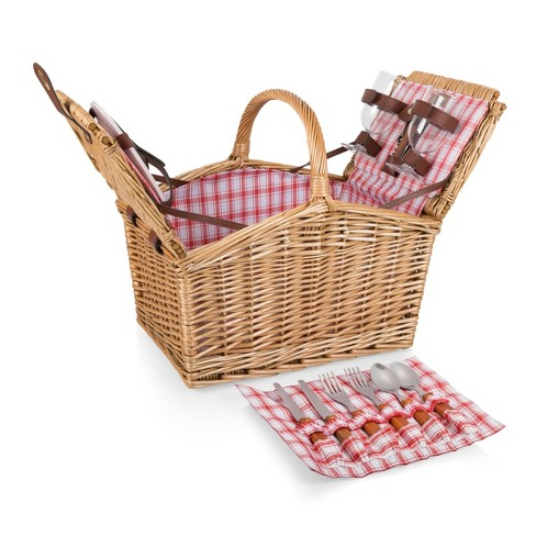 Picnic Time Piccadilly Picnic Basket with Service for Two - image 1 of 4