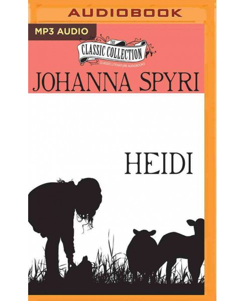 Heidi (MP3-CD) (Johanna Spyri) - image 1 of 1