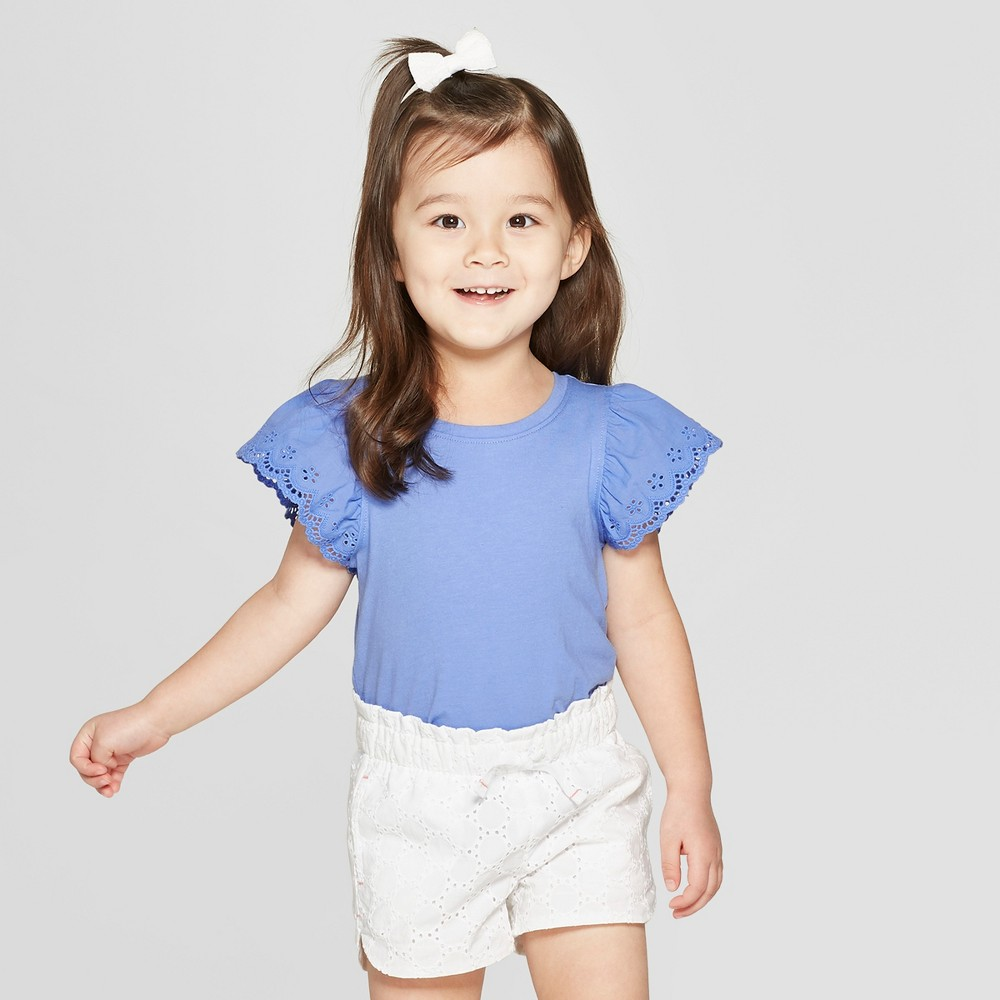 Girls Gray Long Sleeve Cat /& Jack Rainbow Dress 18 Months