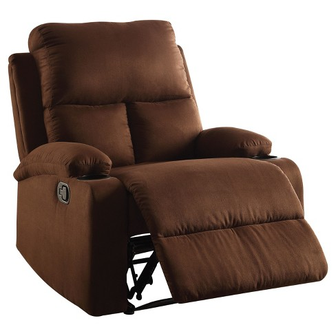 Accent Chairs Acme Furniture Chocolate - image 1 of 5