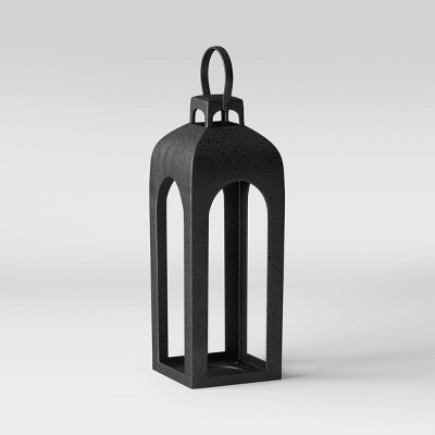 Metal Outdoor Lantern Natural - Smith & Hawken™