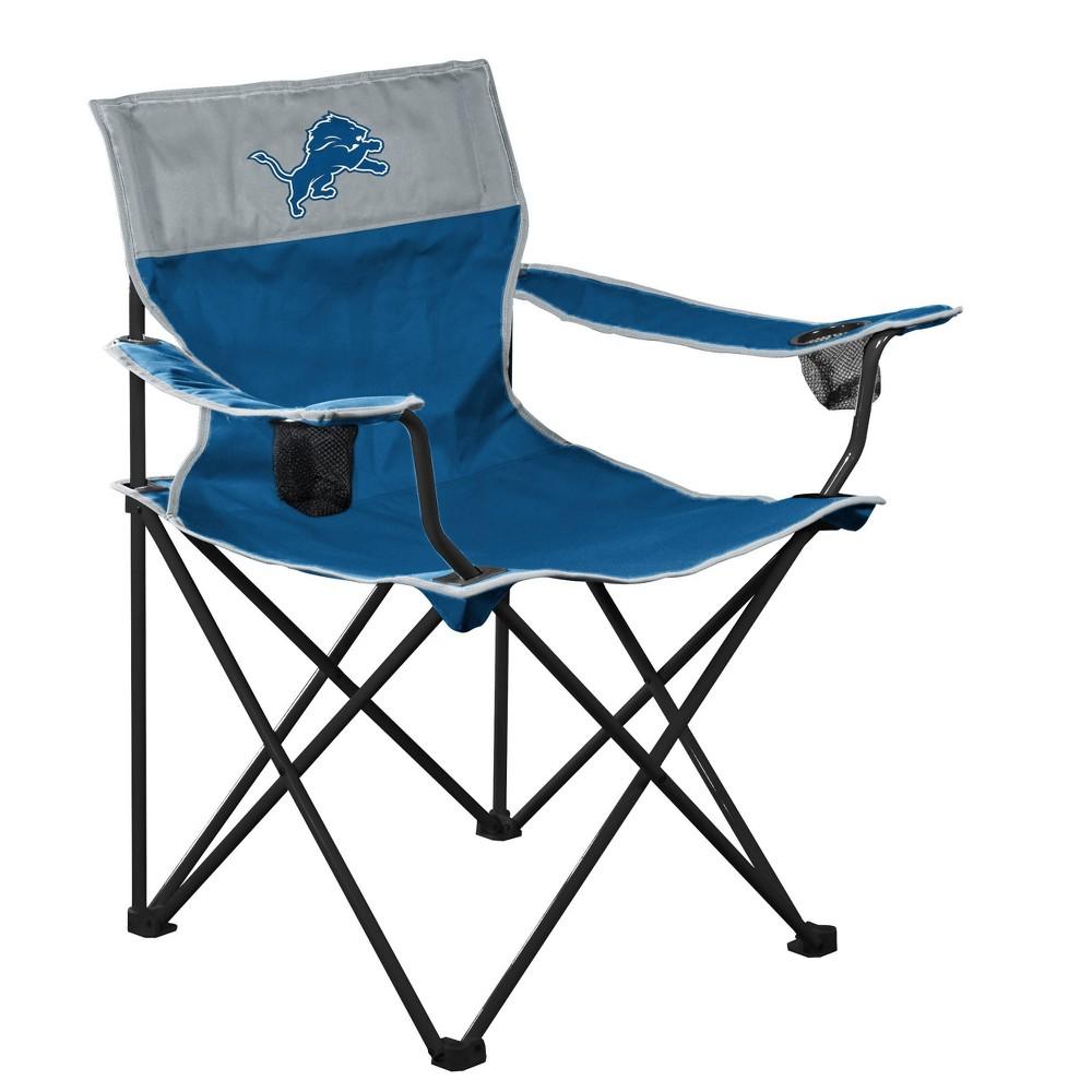 Nfl Detroit Lions Big Boy Outdoor Portable Chair