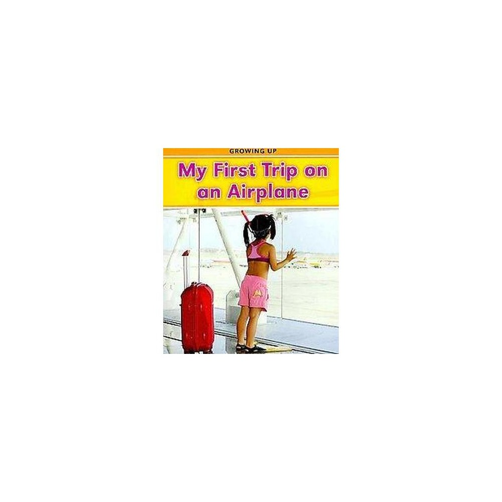 My First Trip on an Airplane (Paperback) (Vic Parker)