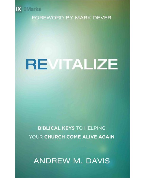 Revitalize : Biblical Keys to Helping Your Church Come Alive Again (Paperback) (Andrew M. Davis) - image 1 of 1