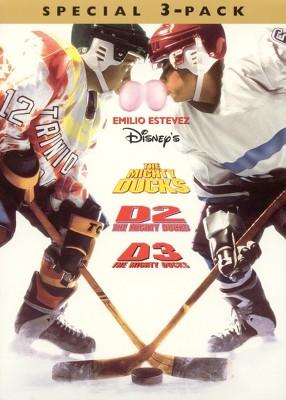 The Mighty Ducks Box Set [3 Discs]