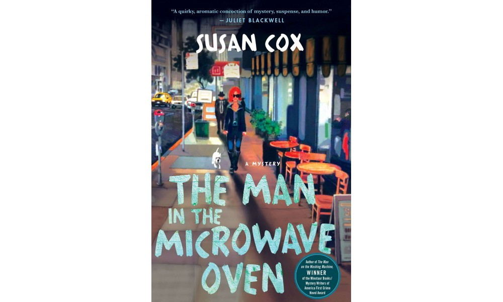 Man in the Microwave Oven (Hardcover) (Susan Cox)