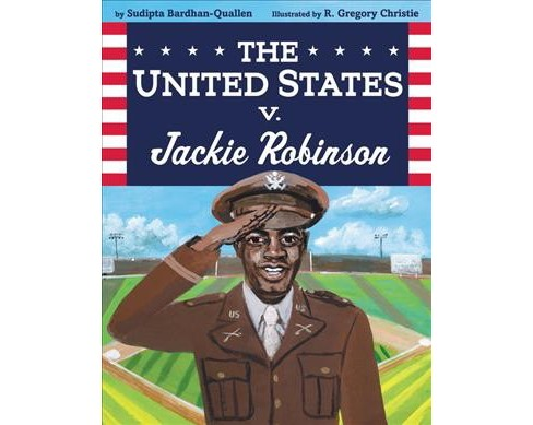 United States V. Jackie Robinson -  by Sudipta Bardhan-Quallen (School And Library) - image 1 of 1