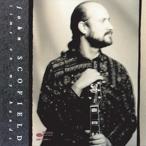 John scofield - Time on my hands (Vinyl) - image 1 of 1