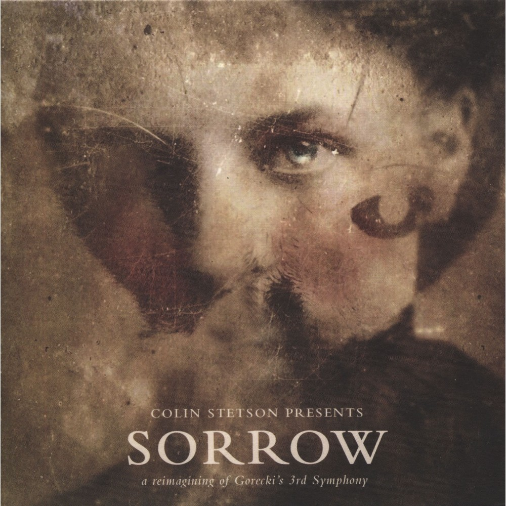 Colin Stetson - Sorrow:Reimagining Of Gorecki's 3rd (CD)