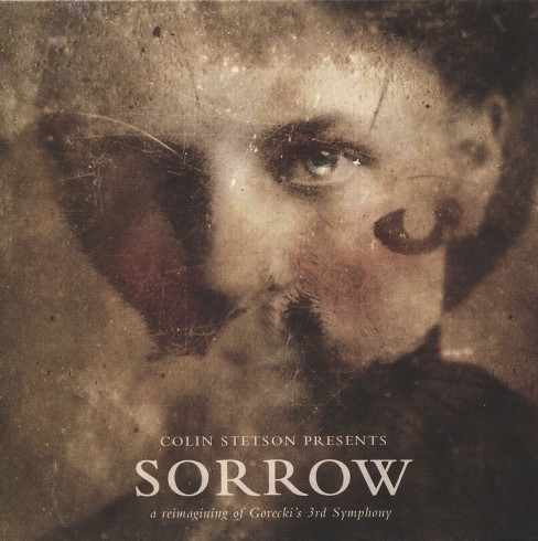 Colin stetson - Sorrow:Reimagining of gorecki's 3rd (CD) - image 1 of 1
