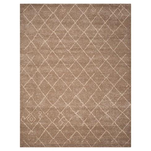 Tunisia Rug - Brown - (10'x14') - Safavieh® - image 1 of 3