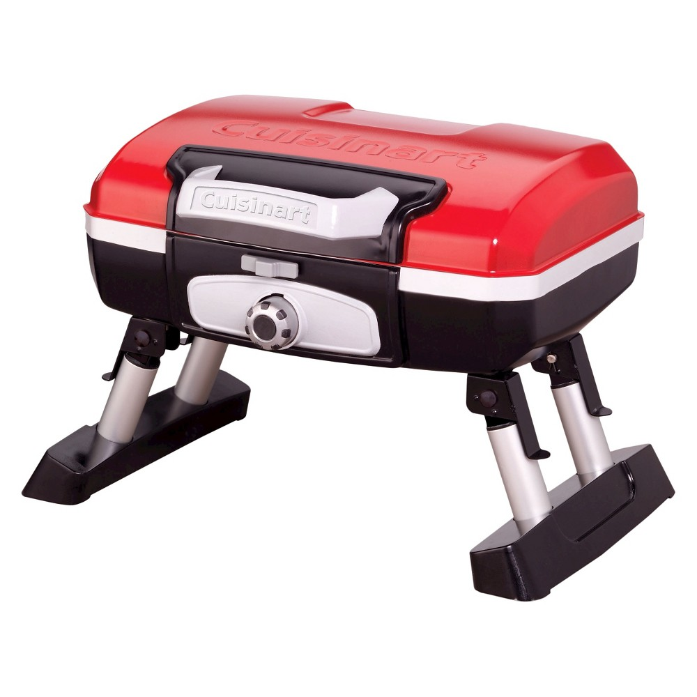 Cuisinart Petite Gourmet Portable Gas Grill – Red 51774802