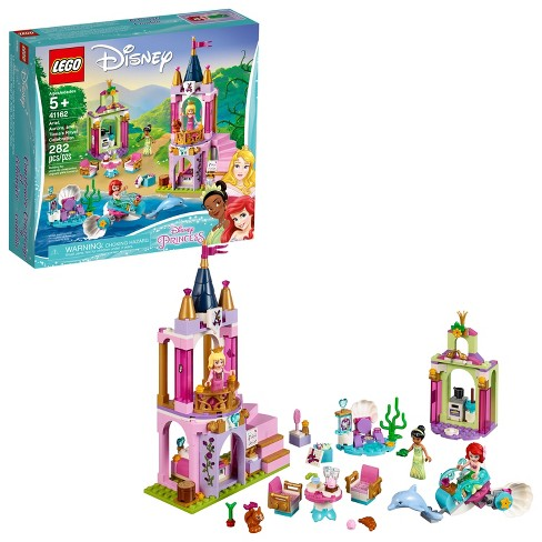 LEGO Disney Princess Ariel, Aurora, and Tiana's Royal Celebration 41162 - image 1 of 4