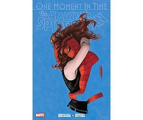 Spider-Man : One Moment in Time (Paperback) (Joe Quesada) - image 1 of 1