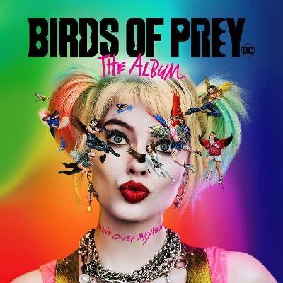 Various Artists - Birds Of Prey: The Album (CD) (Explicit Lyrics)