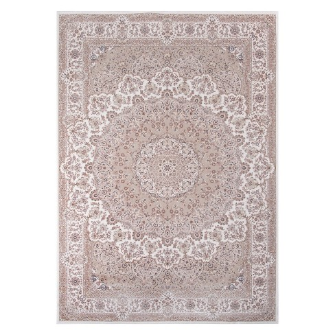 Renaissance Blyth Medallion Loomed Accent Rug - Momeni - image 1 of 4