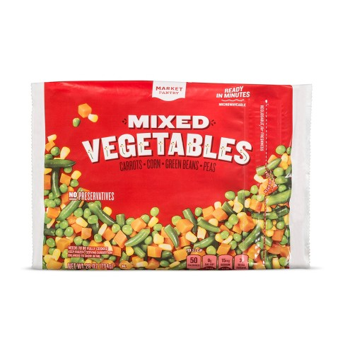 Frozen Mixed Vegetables - 28oz - Market Pantry™ - image 1 of 1