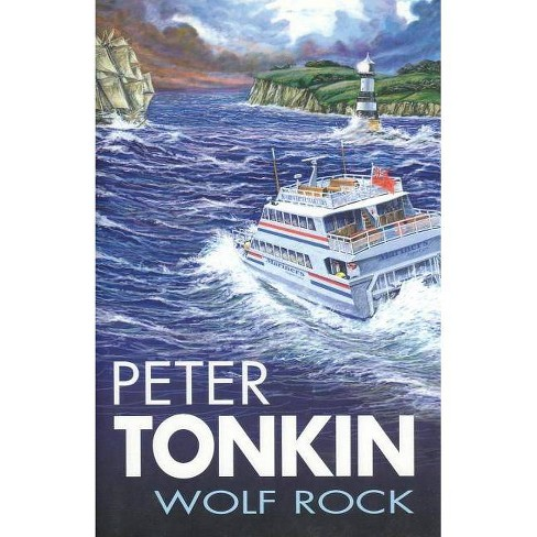Wolf Rock - (Severn House Large Print) by  Peter Tonkin (Hardcover) - image 1 of 1