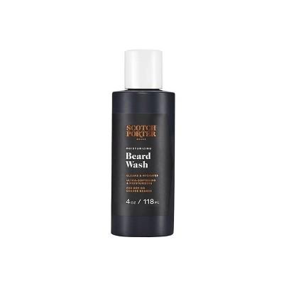 Scotch Porter- Moisturizing Beard Wash - 4oz