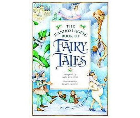 Random House Book of Fairy Tales (Reissue) (Hardcover) - image 1 of 1