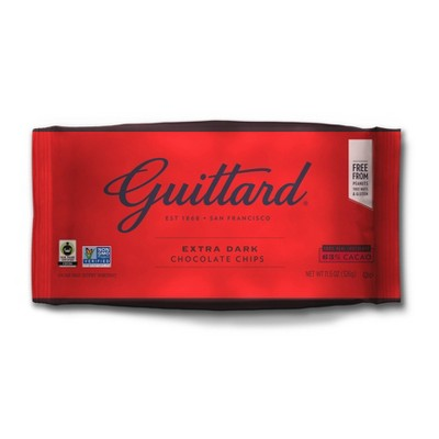 Guittard Extra Dark Chocolate Baking Chips - 11.5oz