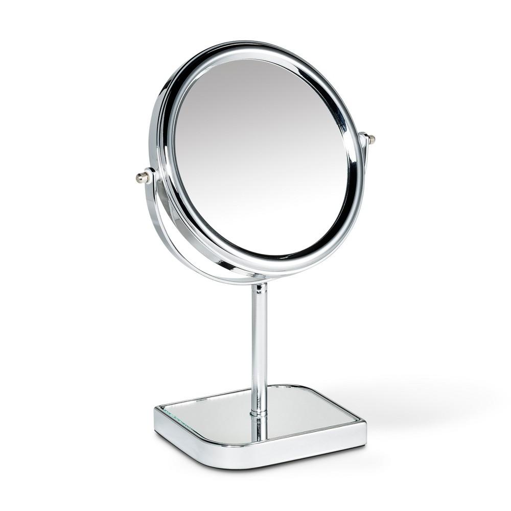 Glass Make Up Mirror Silver - 88 Main