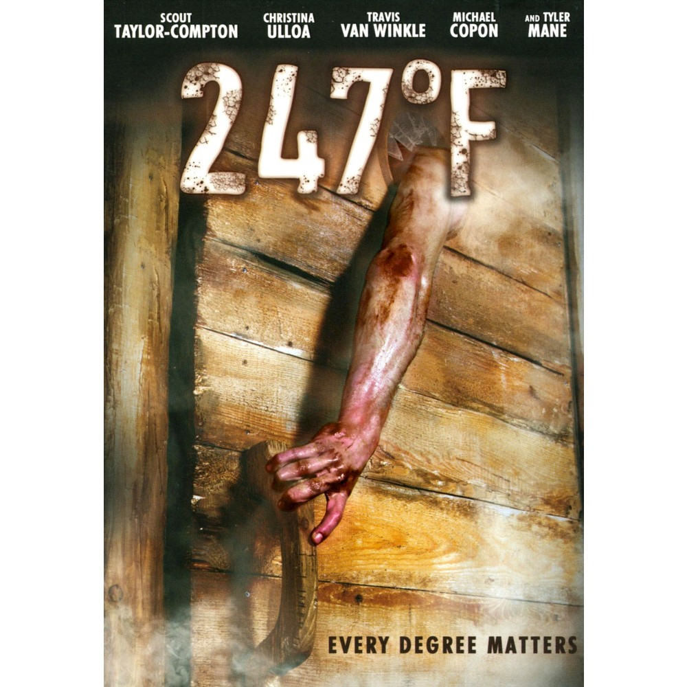 247 Degrees Fahrenheit (Dvd)