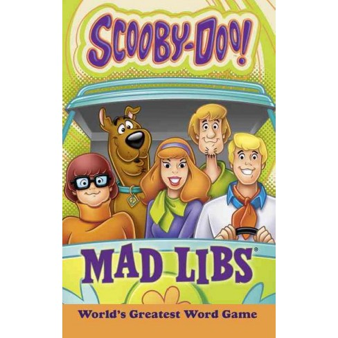 Scooby-Doo Mad Libs - by  Eric Luper (Paperback) - image 1 of 1