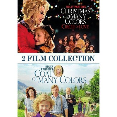 Dolly Parton's Coat of Many Colors / Christmas of Many Colors (DVD)