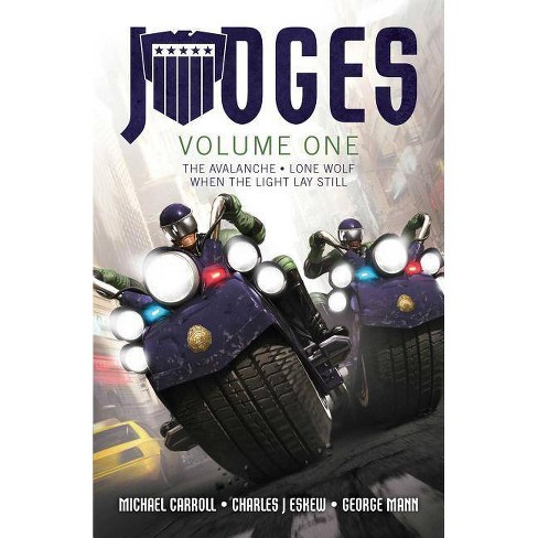 Judges Volume 1 - by  Michael Carroll (Paperback) - image 1 of 1