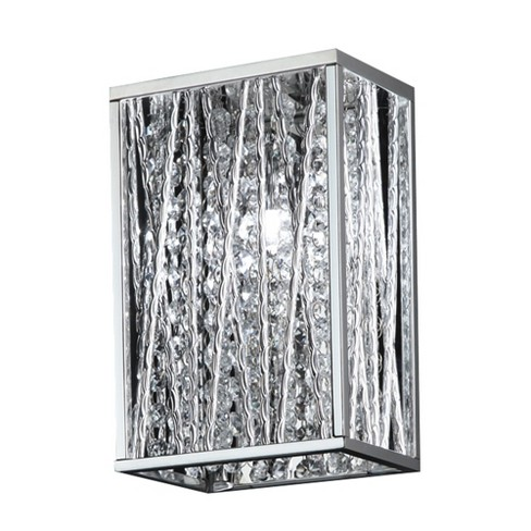 Sconce Wall Lights with Chrome Glass - Z-Lite - image 1 of 1