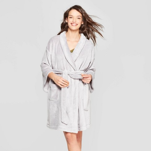 offer pretty cheap newest style of Women's Cozy Robe - Stars Above™ Gray M/L