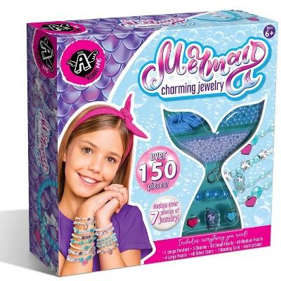 Anker Play Mermaid Charming Jewelry Craft Kit