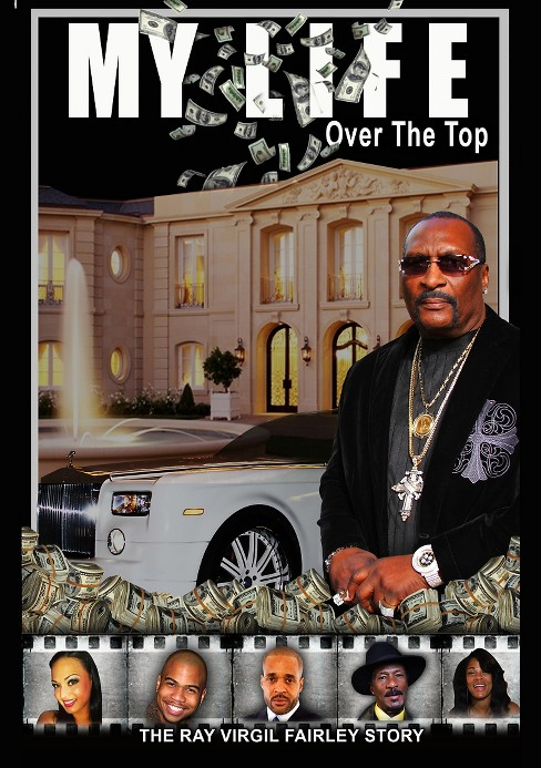 My life over the top (DVD) - image 1 of 1