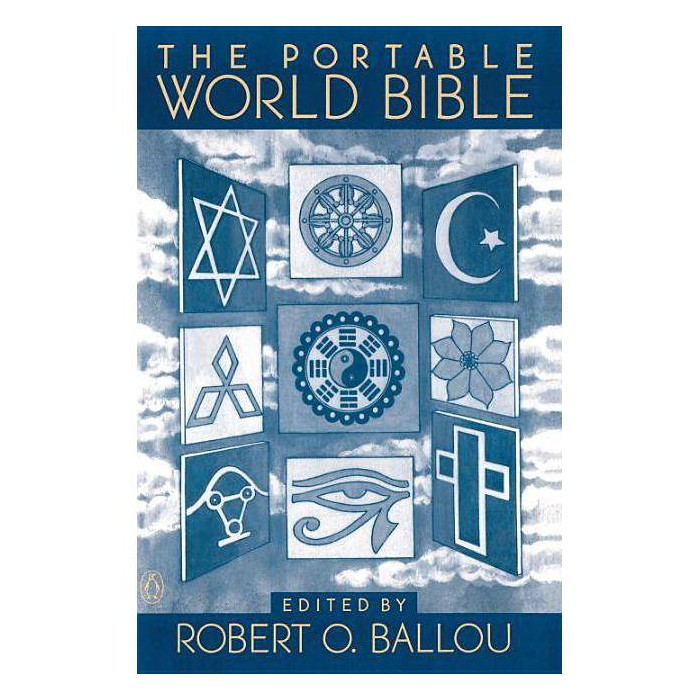 The Portable World Bible - (Viking Portable Library) (Paperback) - image 1 of 1
