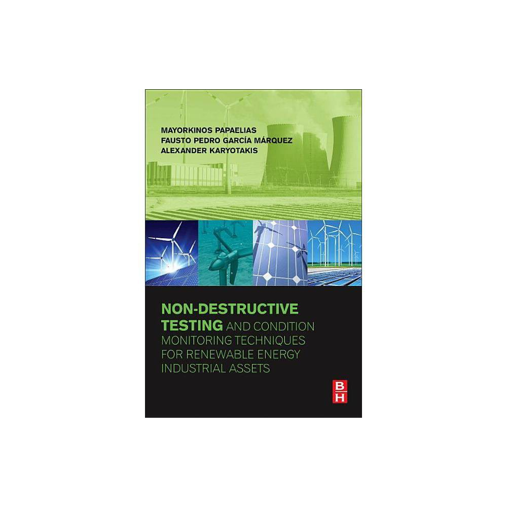 Non Destructive Testing And Condition Monitoring Techniques For Renewable Energy Industrial Assets Paperback